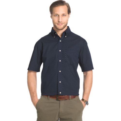 Men's Arrow Heritage Beach Classic-Fit Button-Down Shirt