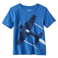 Toddler Boy Jumping Beans® Slubbed Jersey Graphic Tee