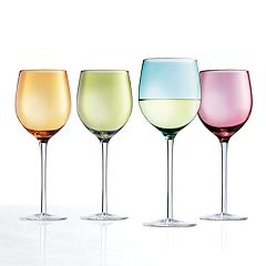 Food Network™ Tuscana 4 pc Wine Glass Set