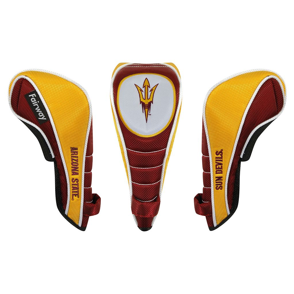 Team Effort Arizona State Sun Devils Shaft Gripper Fairway Head Cover