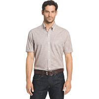 Men's Arrow Coastal Cove Classic-Fit Plaid Button-Down Shirt