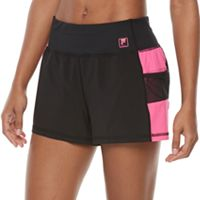 Women's FILA SPORT® Colorblock Running Shorts