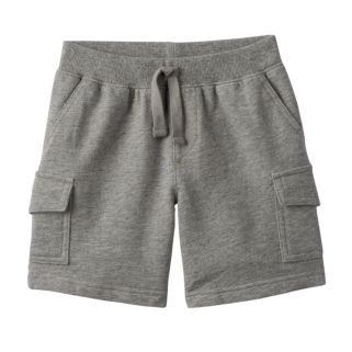 Toddler Boy Jumping Beans® Gray Knit Cargo Shorts