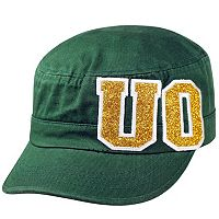 Women's Top of the World Oregon Ducks Party Girl Adjustable Cap