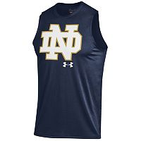 Men's Under Armour Notre Dame Fighting Irish Tech Muscle Tee