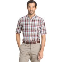 Men's Arrow Marina Beach Classic-Fit Plaid Button-Down Shirt