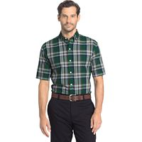 Men's Arrow Marina Beach Classic-Fit Plaid Button-Down Shirt