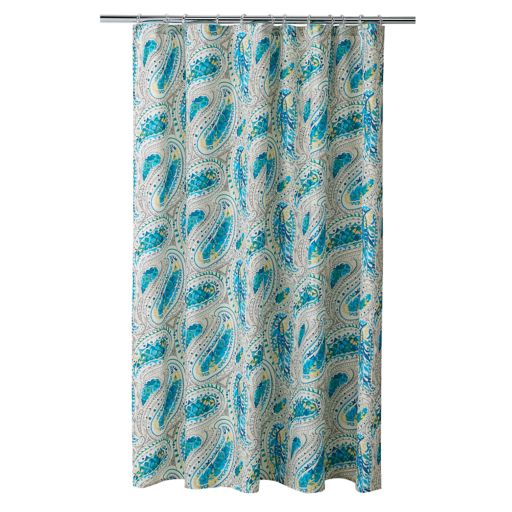 Perfect Paisley Shower Curtain