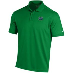 Men's Under Armour Notre Dame Fighting Irish Performance Polo