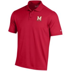 Men's Under Armour Maryland Terrapins Performance Polo