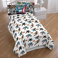 Spider-Man Sheet Set