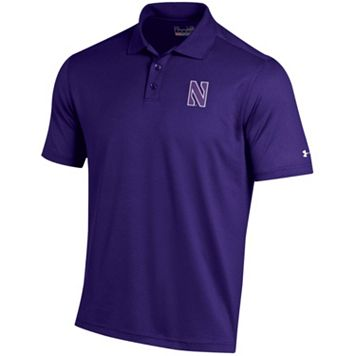 Men's Under Armour Northwestern Wildcats Performance Polo