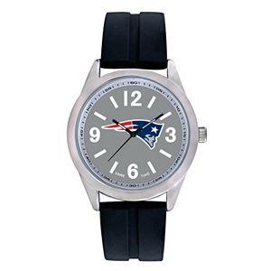 Men's Game Time New EnglandPatriots Varsity Watch