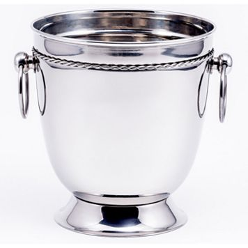 Old Dutch Stainless Steel Champagne Bucket