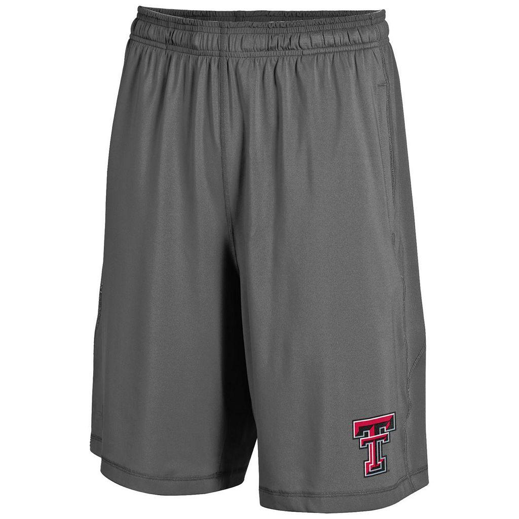 Men's Under Armour Texas Tech Red Raiders Raid Shorts