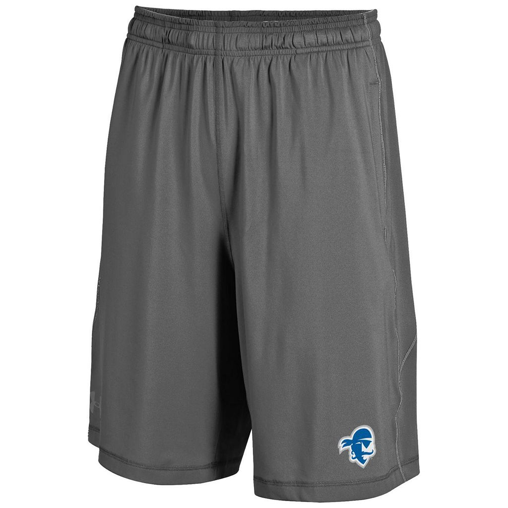 Men's Under Armour Seton Hall Pirates Raid Shorts