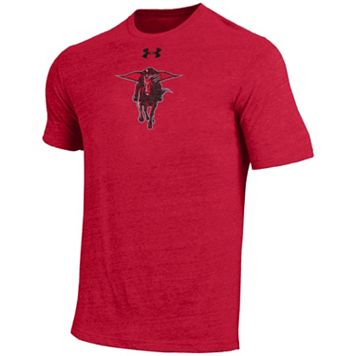 Men's Under Armour Texas Tech Red Raiders Triblend Tee