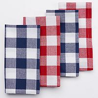 Celebrate Americana Together Gingham Napkin 4-pk.
