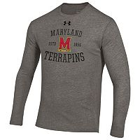 Men's Under Armour Maryland Terrapins Triblend Tee