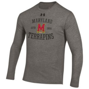Men's Under Armour Maryland Terrapins Triblend Tee