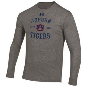 Men's Under Armour Auburn Tigers Triblend Tee
