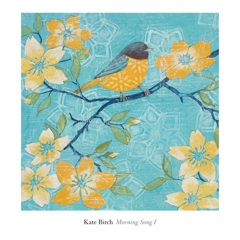 Art.com ''Morning Song I'' Wall Art Print