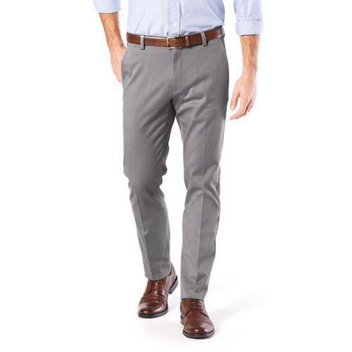 Men's Dockers® Easy Khaki D1 Slim Stretch Flat-Front Pants