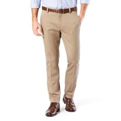 Men's Dockers® Easy Khaki D1 Slim Tapered Stretch Flat-Front Pants