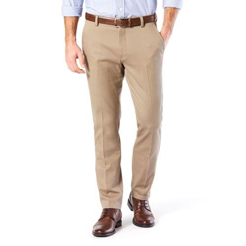Men's Dockers® Easy Khaki D1 Slim Tapered Stretch Flat-Front Pants
