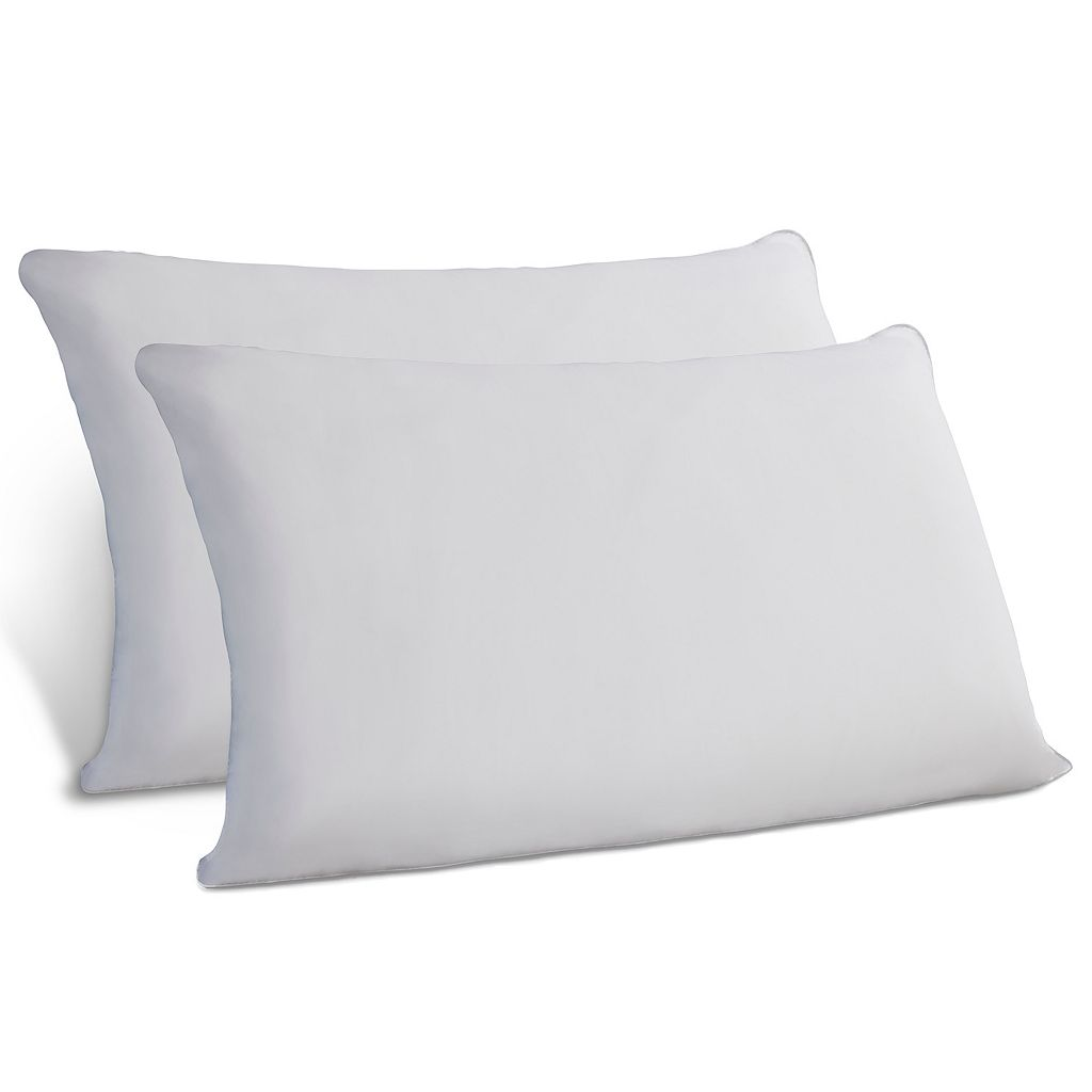 Dream Therapy 2-pack Sleep Essentials Memory Foam Pillow