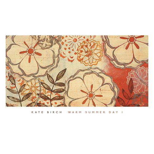 Art.com ''Warm Summer Day I'' Wall Art Print