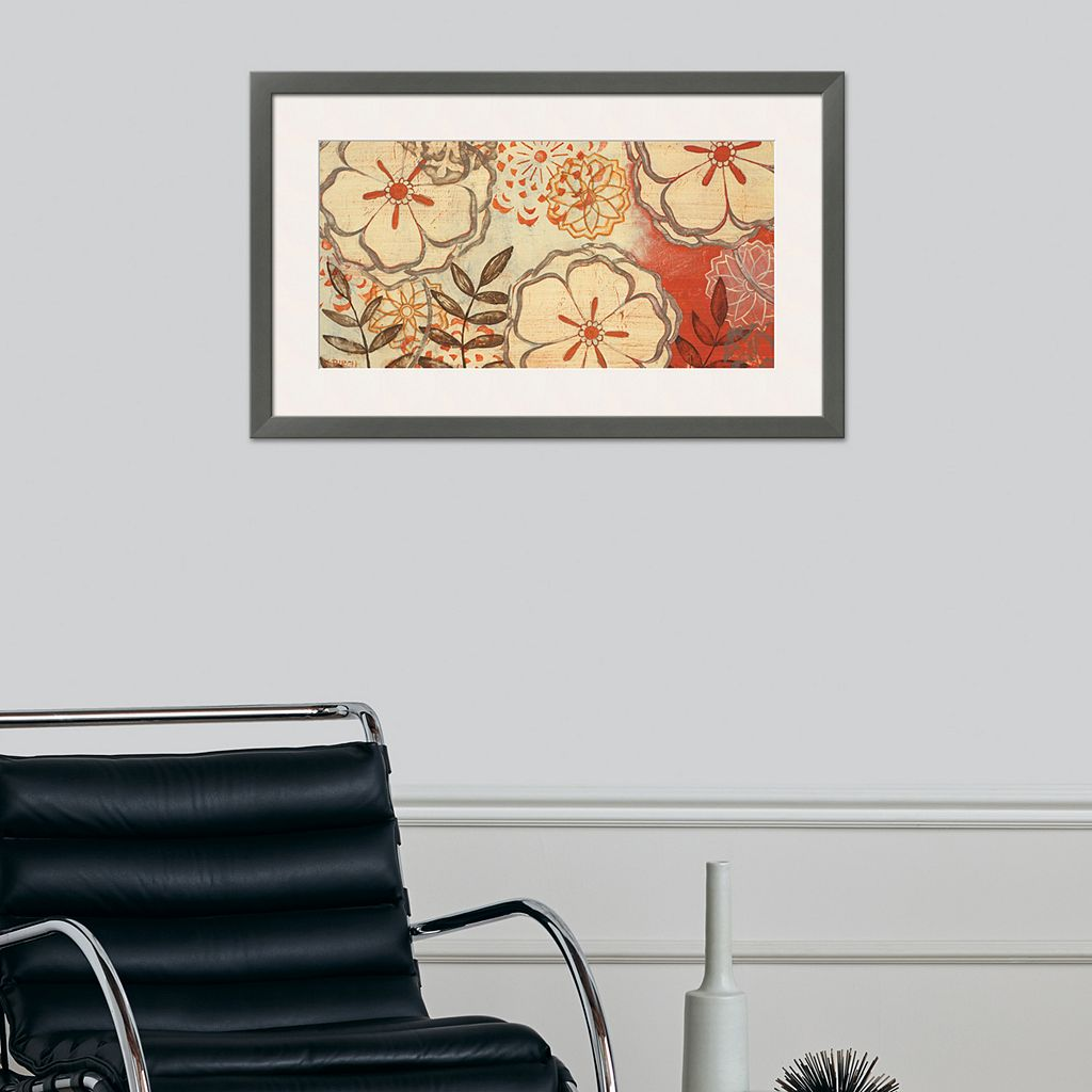 Art.com Warm Summer Day I Framed Wall Art