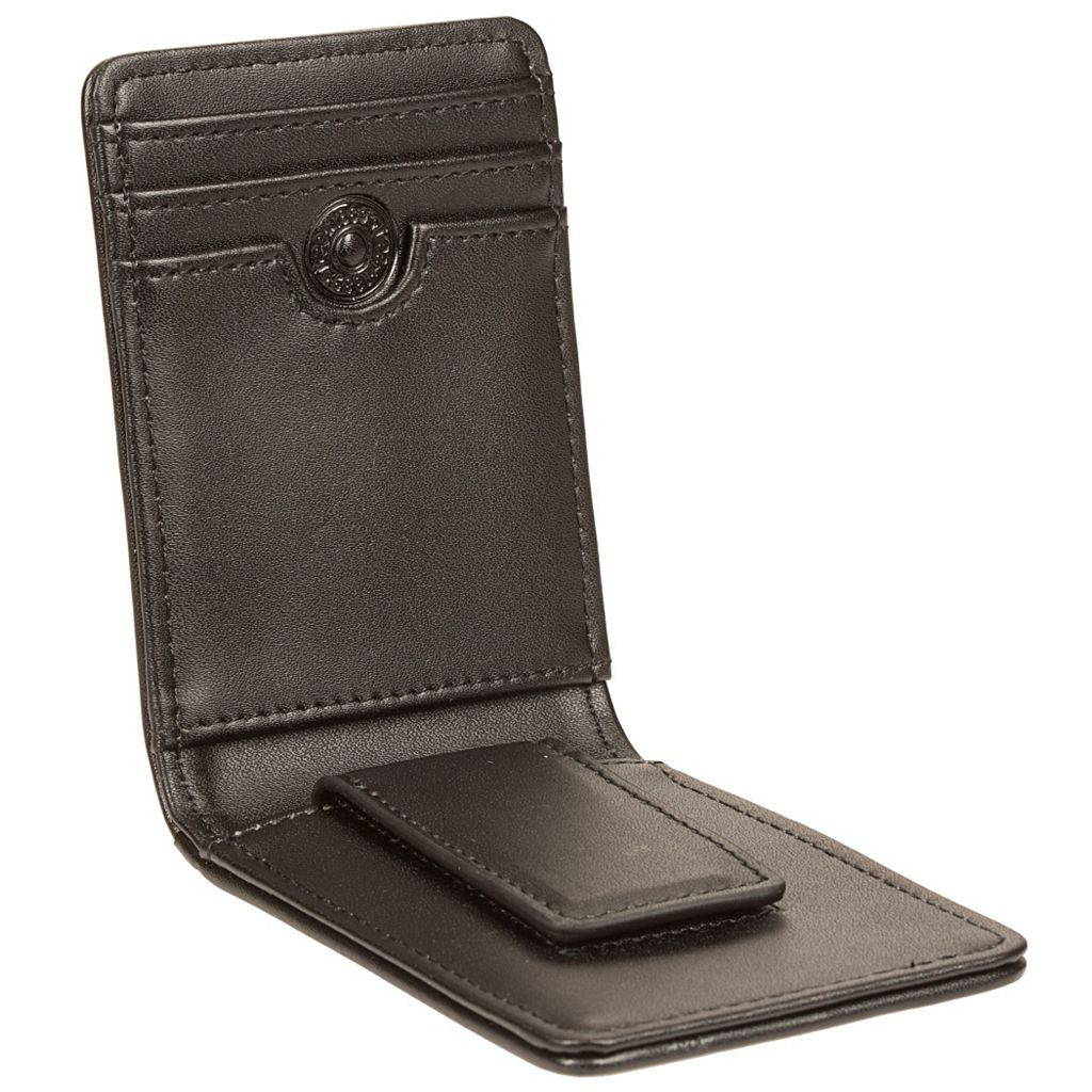 Men's Lee RFID-Blocking Slimfold Card Case Wallet