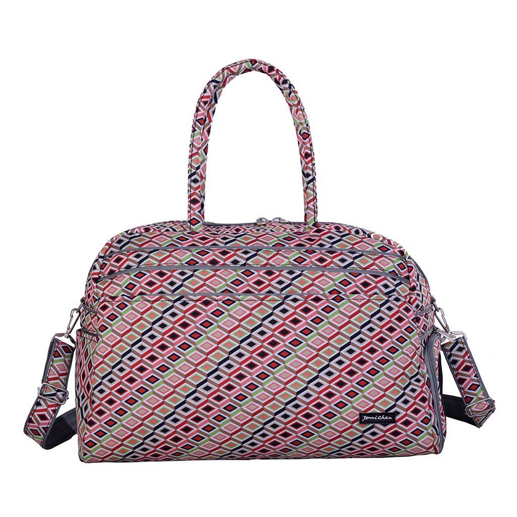 Jenni Chan Tiles Gym Duffel Bag