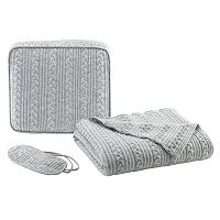 Madison Park Signature Cashmere Blend Throw Gift Set