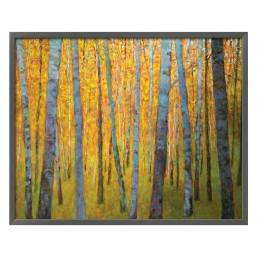 Art.com Forest Verticals Framed Wall Art
