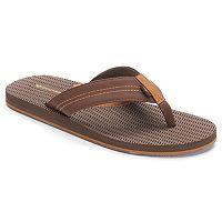 Men's Dockers Zig Zag Flip-Flops