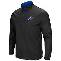 Men's Campus Heritage Kansas Jayhawks Quarter-Zip Windshirt