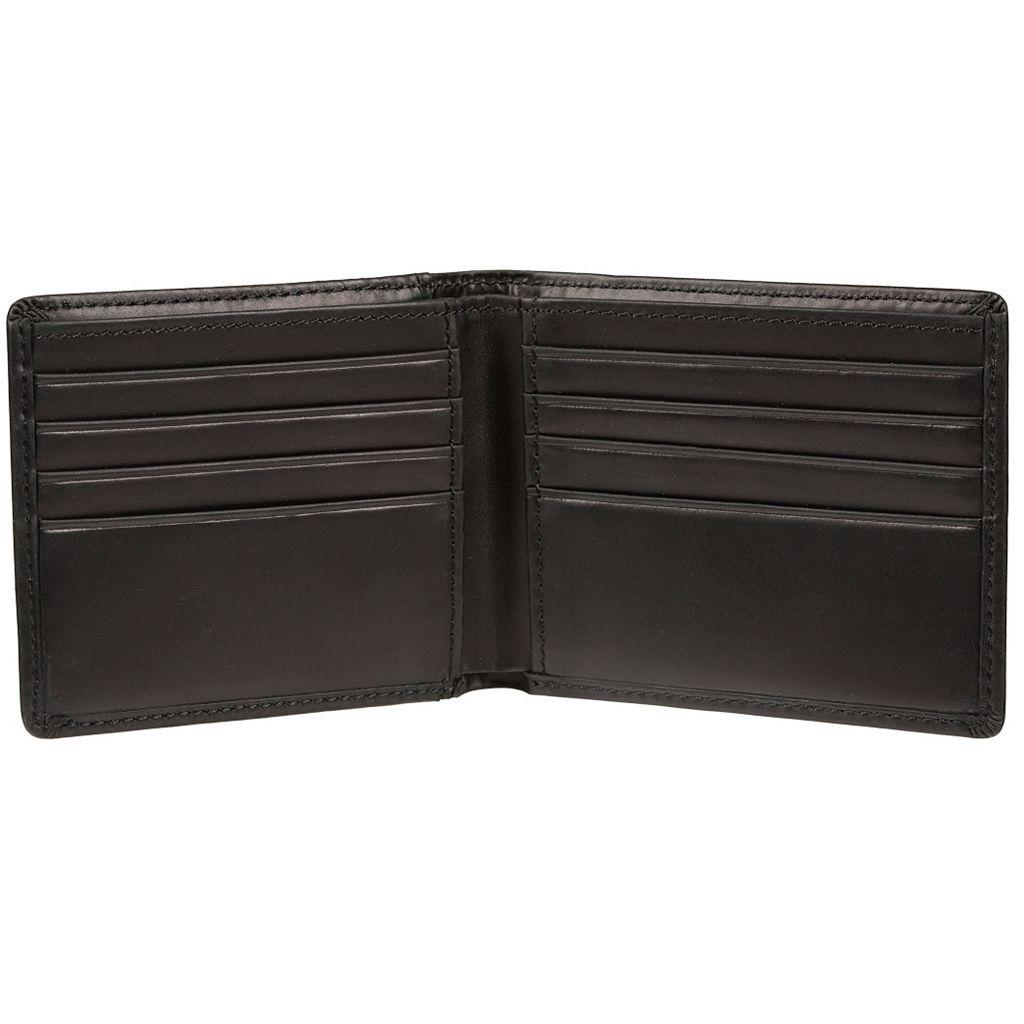 Men's Lee RFID-Blocking Burnished Leather Wallet