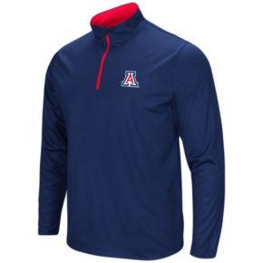 Men's Campus Heritage Arizona Wildcats Quarter-Zip Windshirt