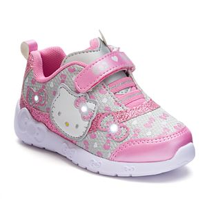 Hello Kitty® Toddler Girls' Light-Up Shoes