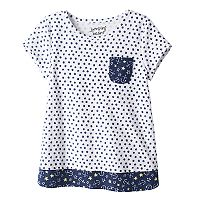 Girls 4-10 Jumping Beans® Print Graphic Tee