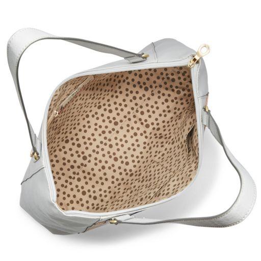Relic Alexa Patchwork Double Shoulder Bag