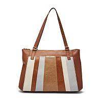 Relic Alexa Patchwork Double Shoulder Bag