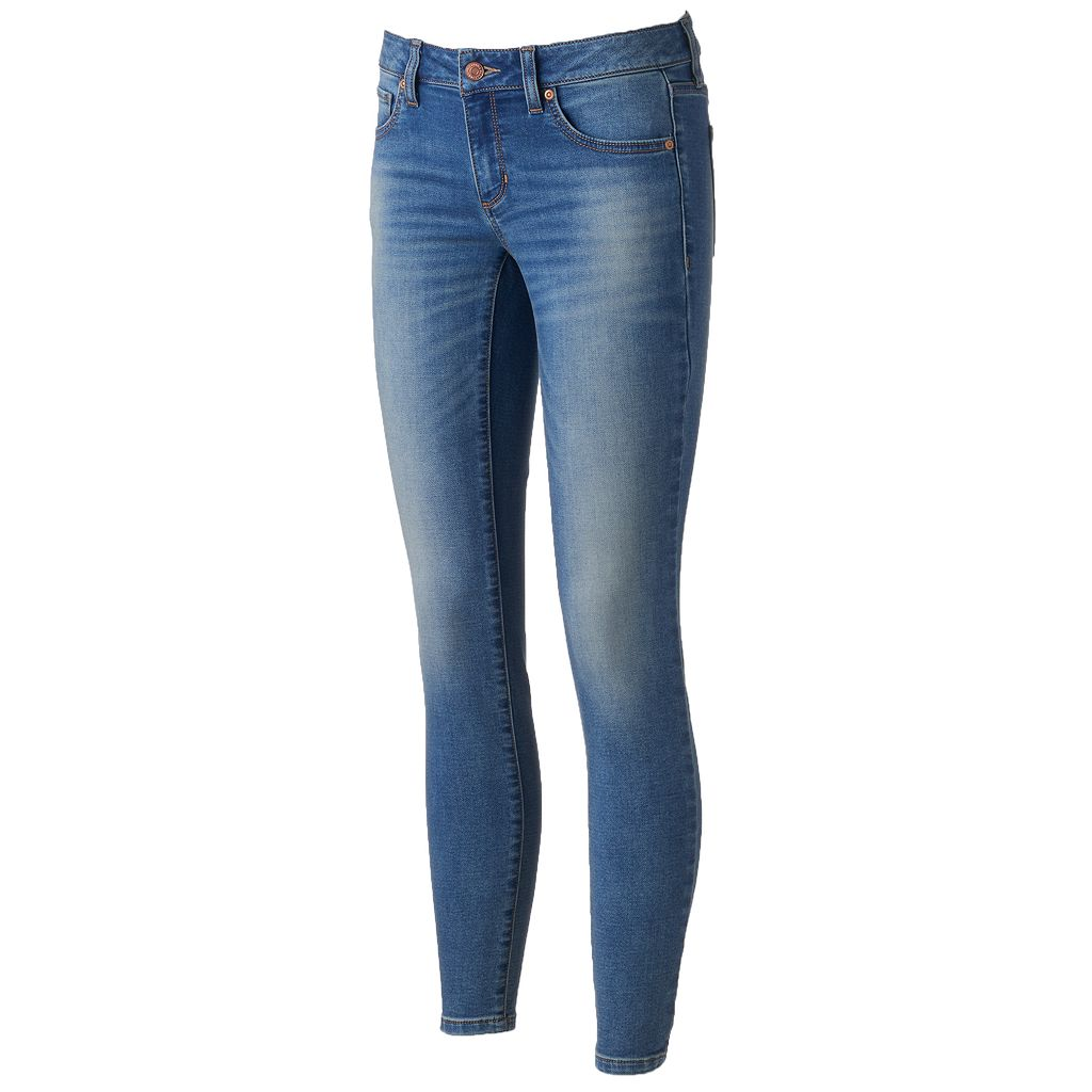Women's SONOMA Goods for Life™ Distressed Skinny Jeans