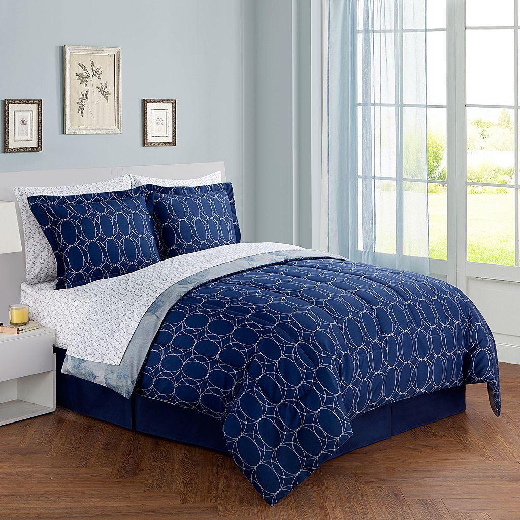 Jesse 8-piece Comforter Set