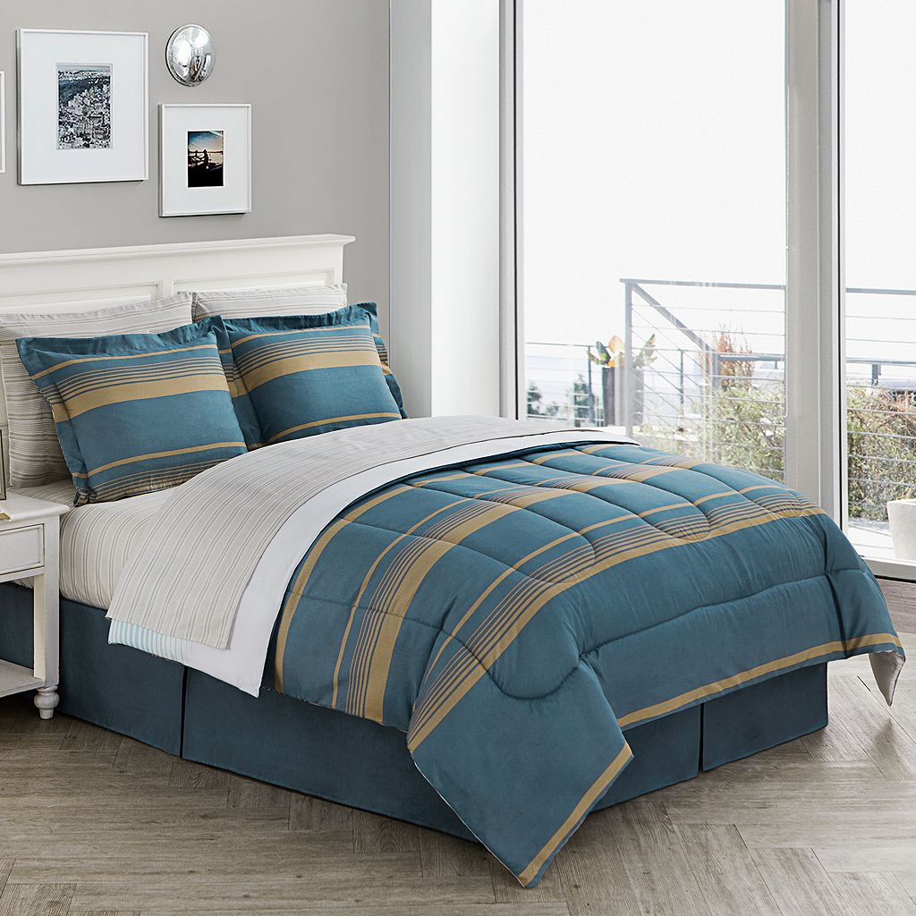 Horizon 8-piece Comforter Set