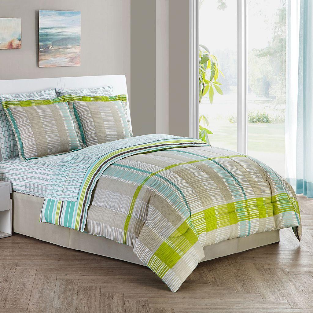 Levan 8-piece Comforter Set