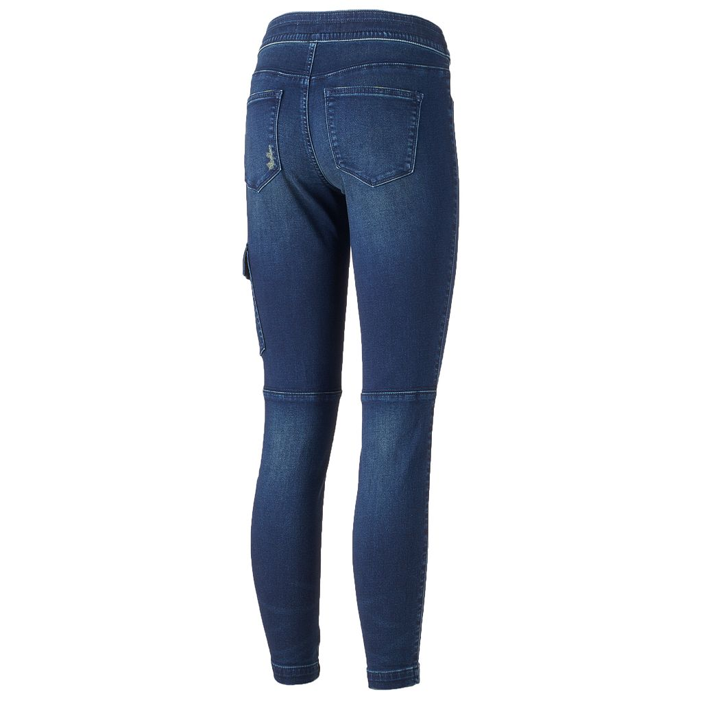 Women's SONOMA Goods for Life™ Pull-On Skinny Jeans