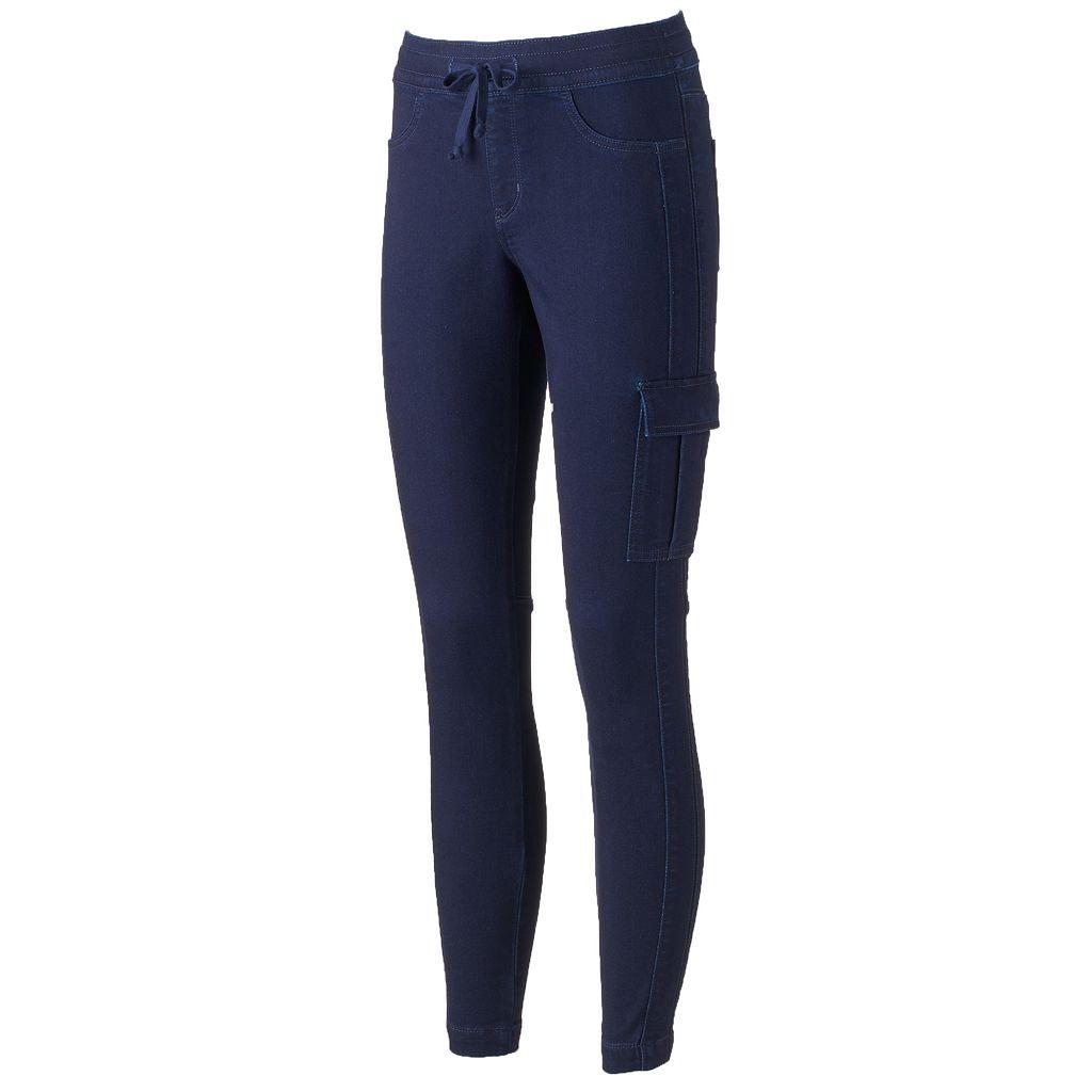 Women's SONOMA Goods for Life™ Pull-On Skinny Jeans